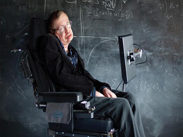 Stephen Hawking frasi
