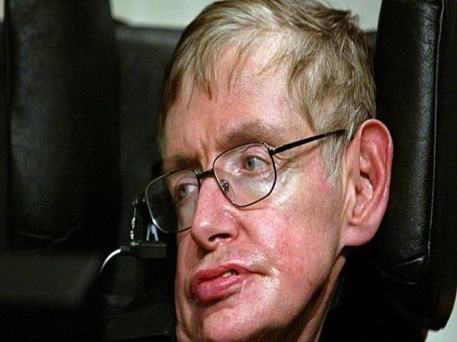 Stephen Hawking frasi in inglese