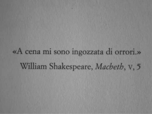 aforismi sull amore shakespeare