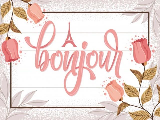 belle frasi in francese