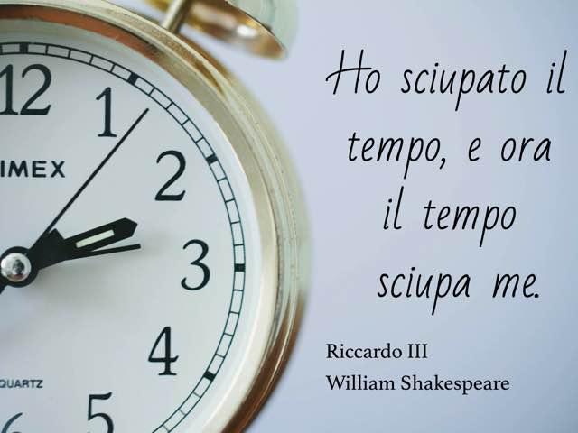 frasi belle di shakespeare