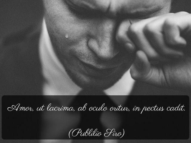 frasi celebri d'amore in latino