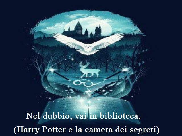 frasi celebri harry potter