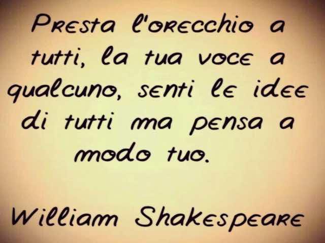 frasi celebri sull amore shakespeare