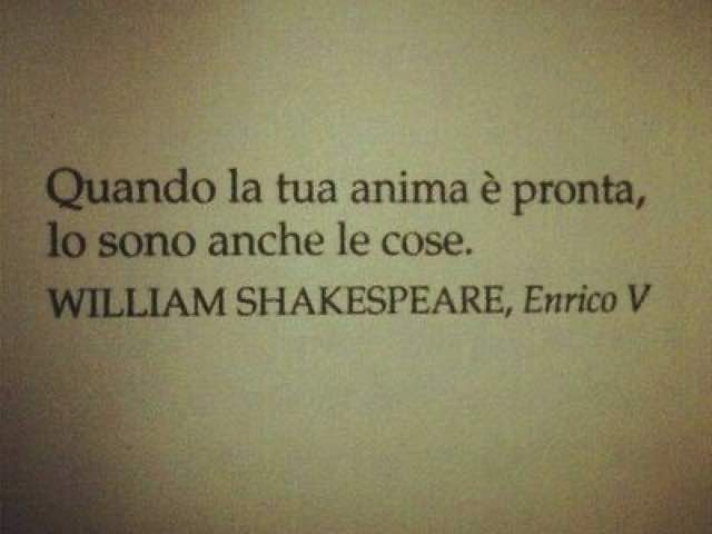 frasi di william shakespeare sull amore
