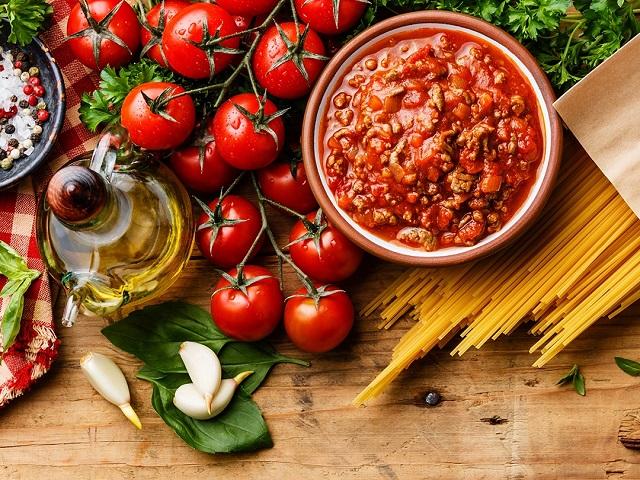 frasi e immagini sul cibo
