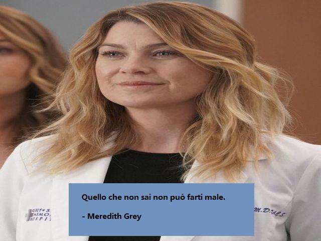 frasi grey's anatomy amicizia