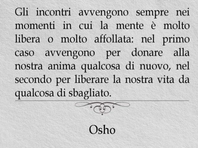 frasi Osho