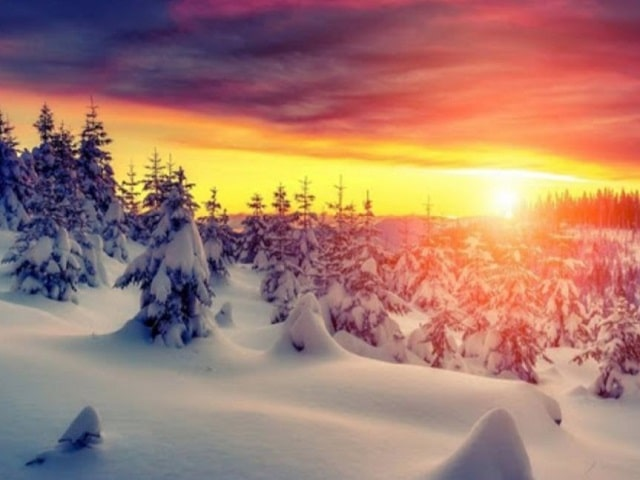 frasi poetiche sul tramonto