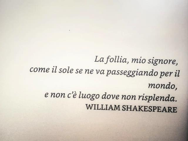 rasi sull amore shakespeare