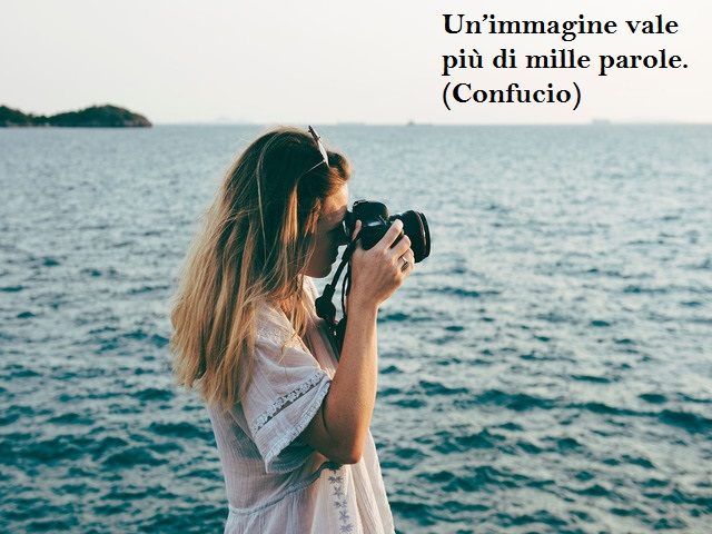 frasi sulla fotografia pensieri e parole