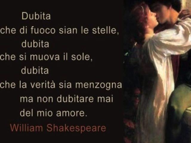 frasi williams shakespeare