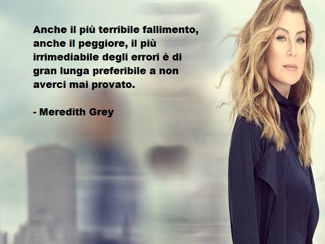 grey's anatomy frasi