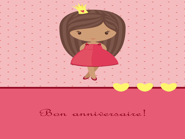 immagini buon compleanno in francese