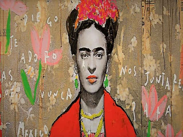 immagini di frida kahlo