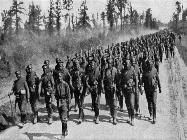 immagini prima guerra mondiale