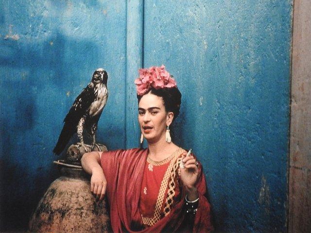 immagini quadri frida kahlo