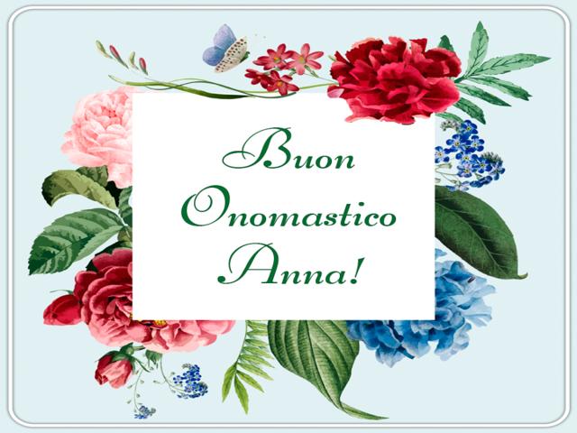 onomastico s.anna