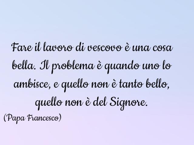 Papa francesco frasi 1