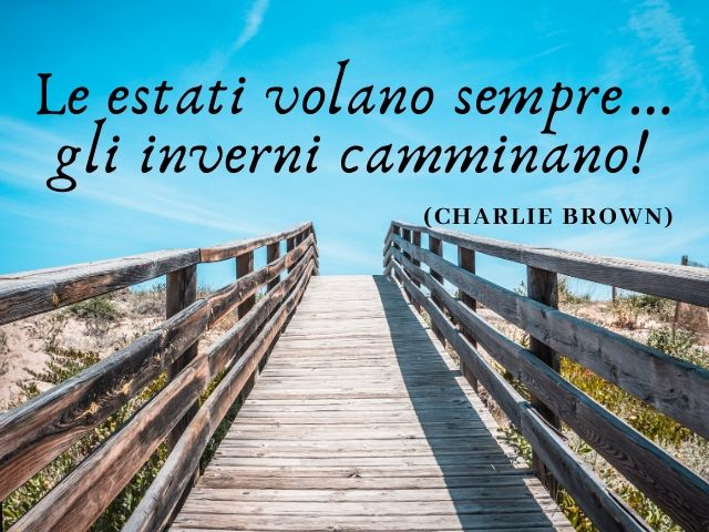 sere d'estate frasi