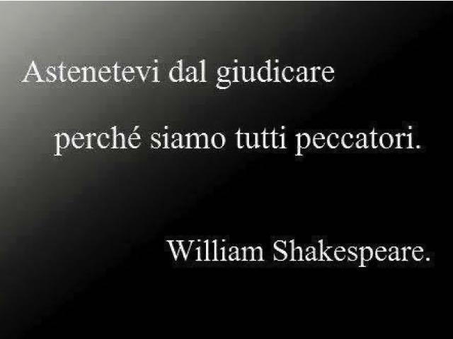 shakespeare frasi famose