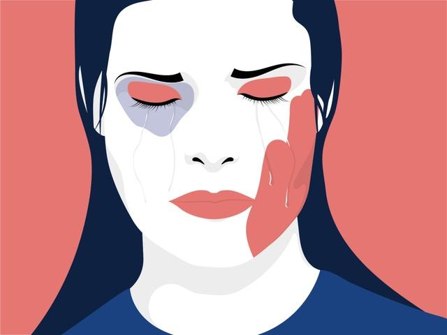 una frase sulla violenza sulle donne