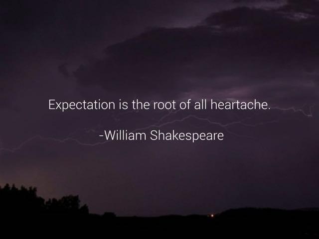 william shakespeare frasi amore