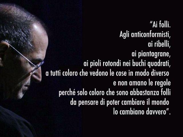 Frasi famose Steve Jobs discorso Stanford