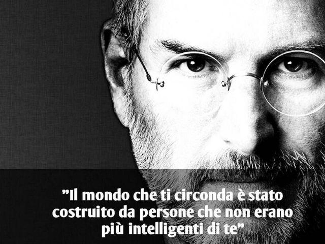 Frasi famose celebri Steve Jobs