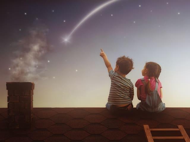 Frasi sui desideri dei bambini