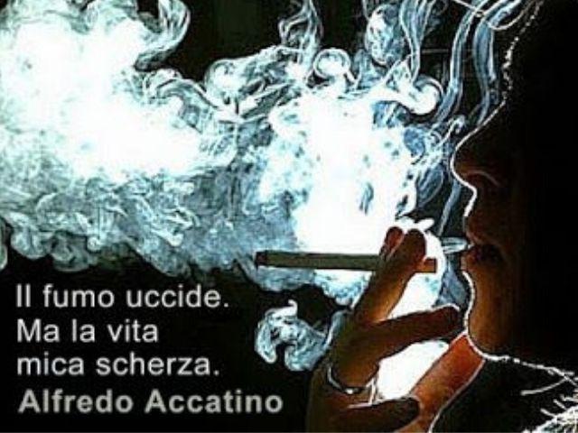 Frasi sul fumo con immagine