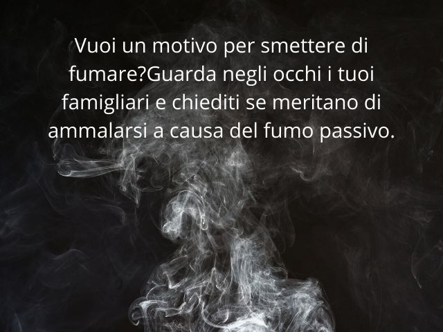 Immagini frasi fumo