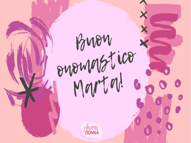 Marta nome