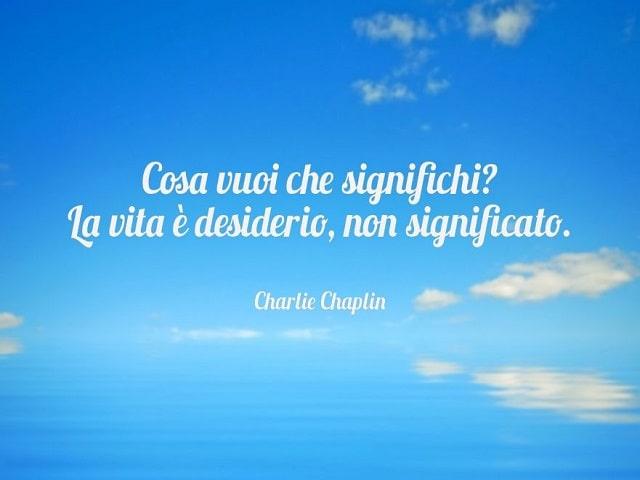aforismi Charlie Chaplin
