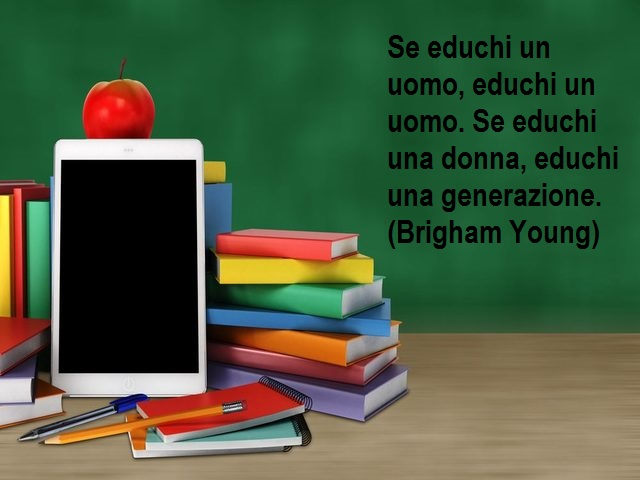aforismi educazione