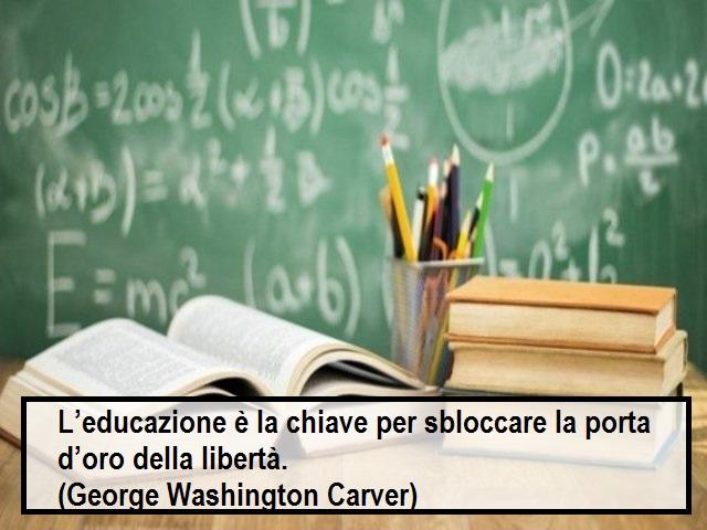aforismi sull educazione