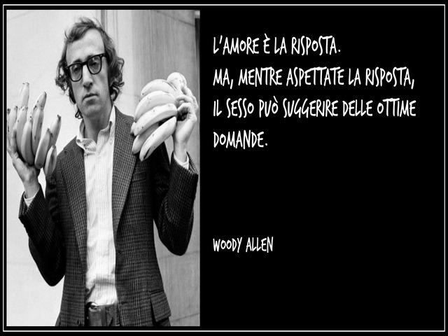 amore woody allen