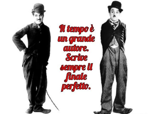 Charlie Chaplin aforismi