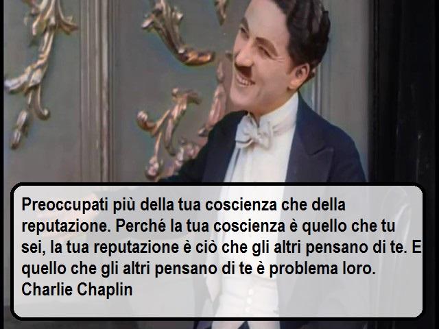 charlie chaplin frasi famose