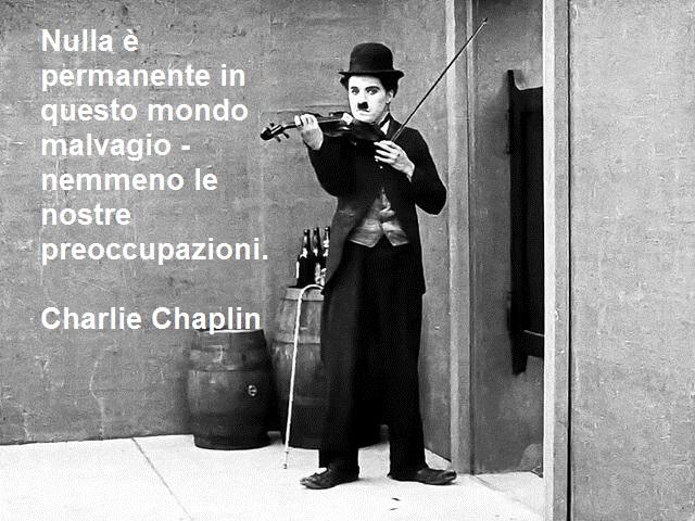 charlie chaplin frasi sorriso