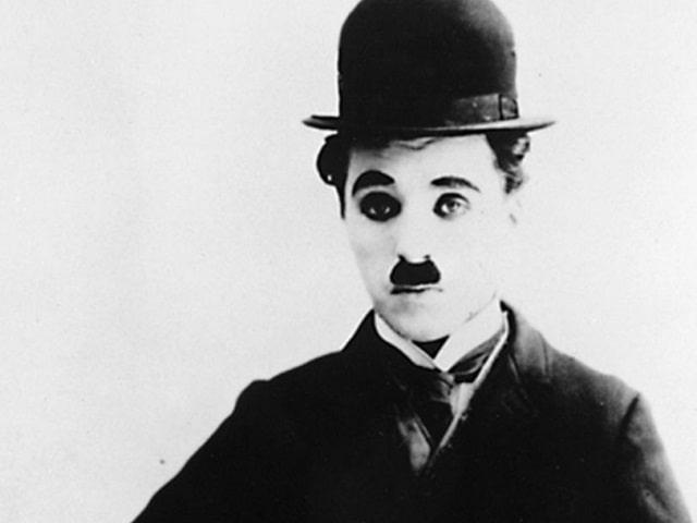Charlie Chaplin frasi vita