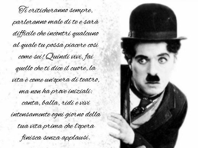 Charlie Chaplin immagini