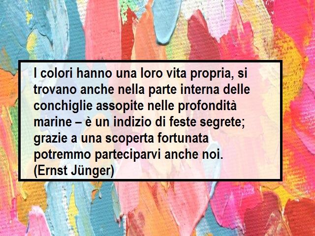 colori frasi