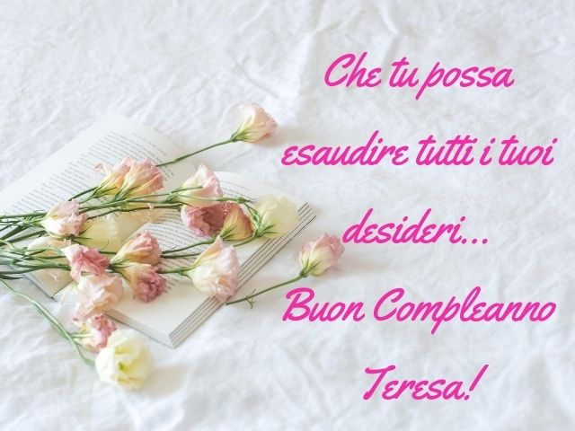 compleanno teresa