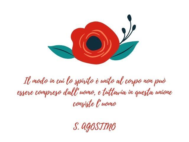 confessioni sant agostino frasi