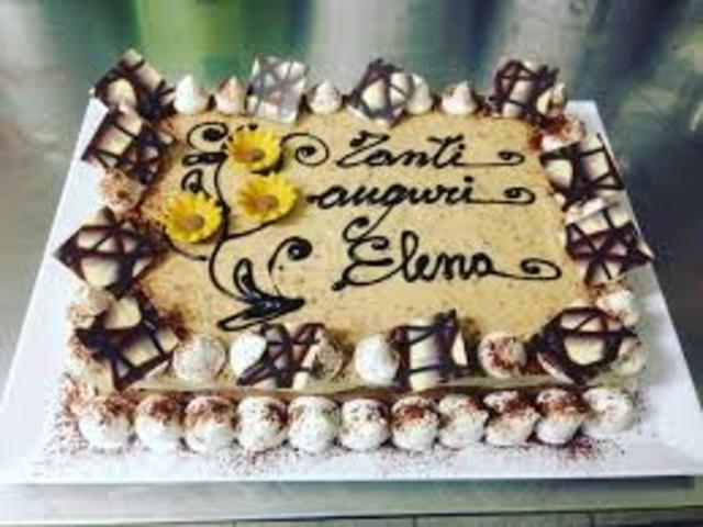 Elena torta