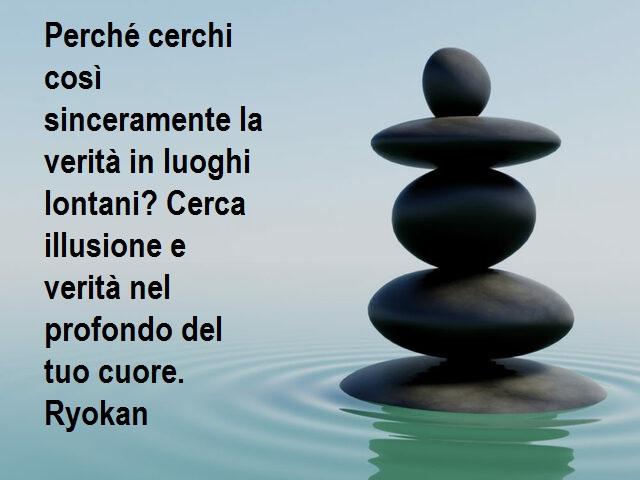 frase zen sulla vita