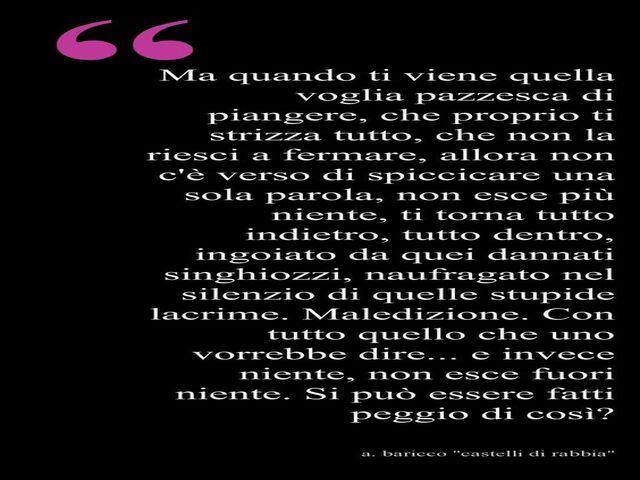 frasi Alessandro Baricco