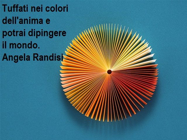 frasi belle sui colori