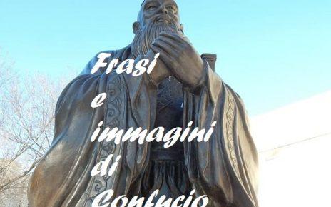 frasi celebri confucio